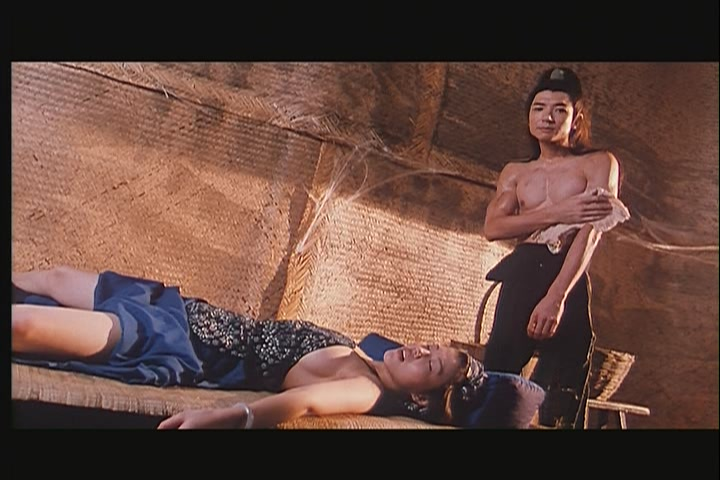 Interesting Chinese erotic ghost story movie hotness