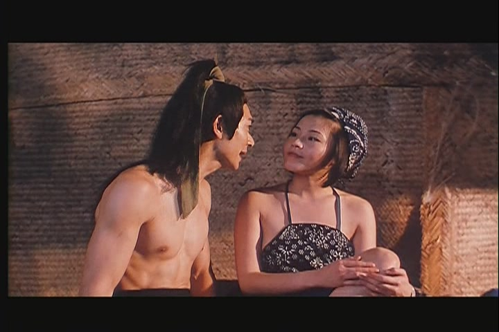 This Chinese erotic ghost story movie