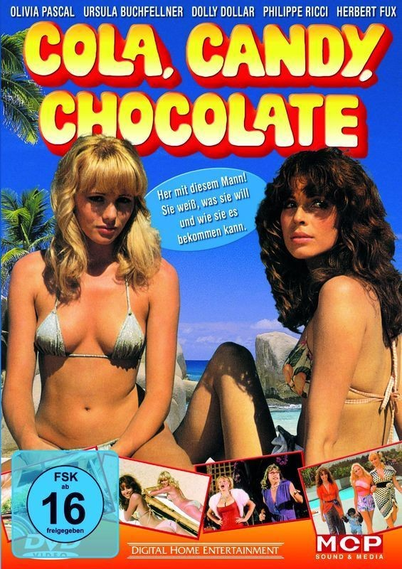 Cola-Candy-Chocolate